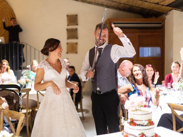 La boda de Dani y Cris en Esporles, Islas Baleares 84