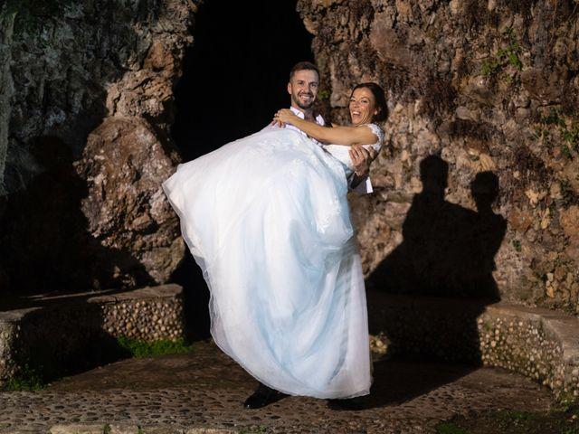 La boda de Dani y Cris en Esporles, Islas Baleares 100
