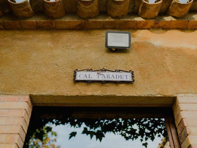 La boda de Xavi y Júlia en Maians, Barcelona 4
