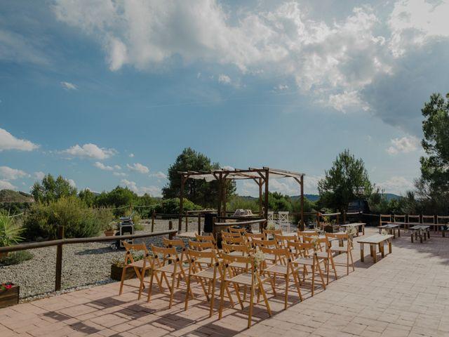 La boda de Xavi y Júlia en Maians, Barcelona 9
