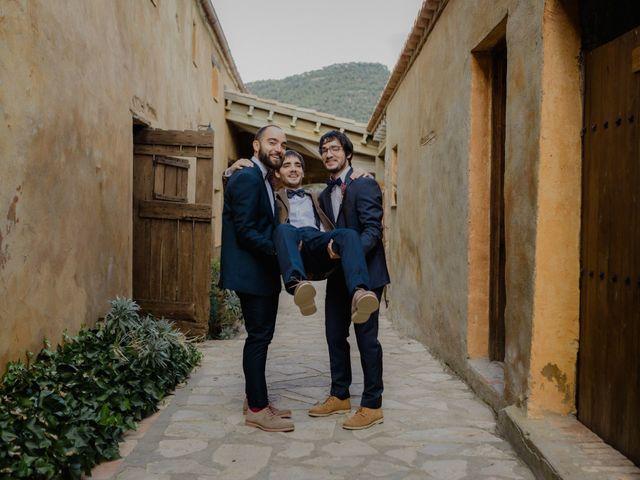 La boda de Xavi y Júlia en Maians, Barcelona 22