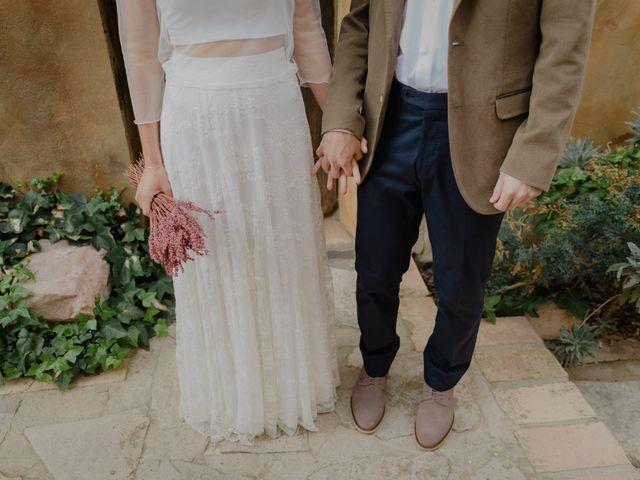 La boda de Xavi y Júlia en Maians, Barcelona 55