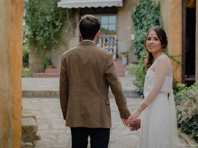 La boda de Xavi y Júlia en Maians, Barcelona 56