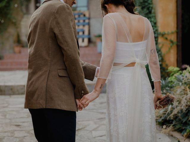 La boda de Xavi y Júlia en Maians, Barcelona 57