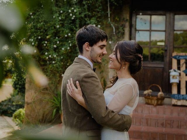 La boda de Xavi y Júlia en Maians, Barcelona 58