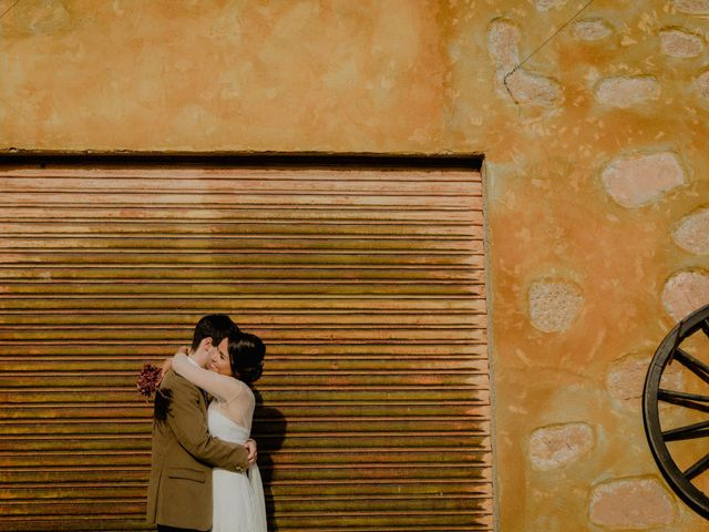 La boda de Xavi y Júlia en Maians, Barcelona 2