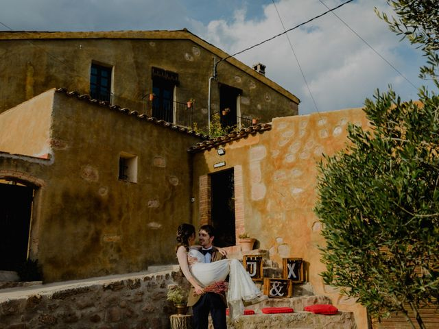 La boda de Xavi y Júlia en Maians, Barcelona 71