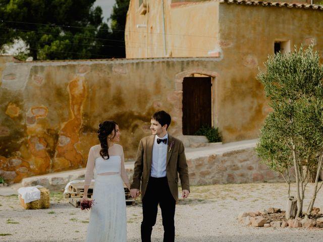 La boda de Xavi y Júlia en Maians, Barcelona 73