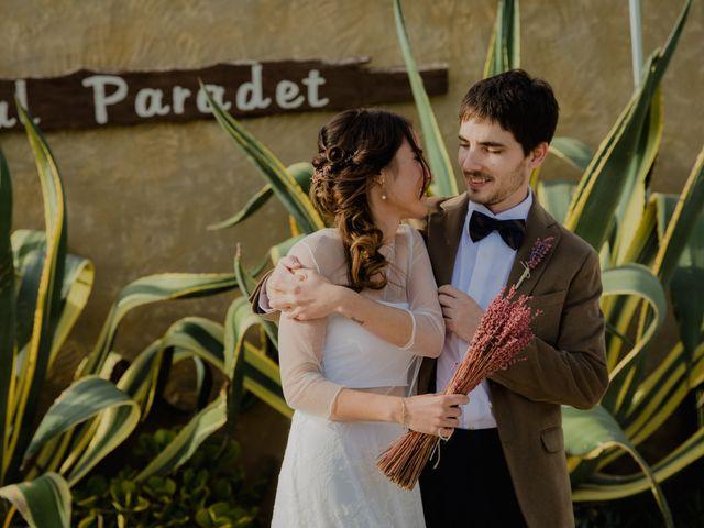 La boda de Xavi y Júlia en Maians, Barcelona 74
