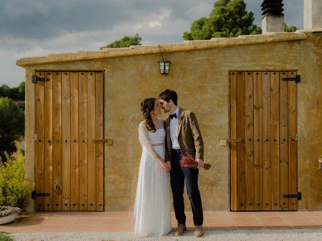 La boda de Xavi y Júlia en Maians, Barcelona 77