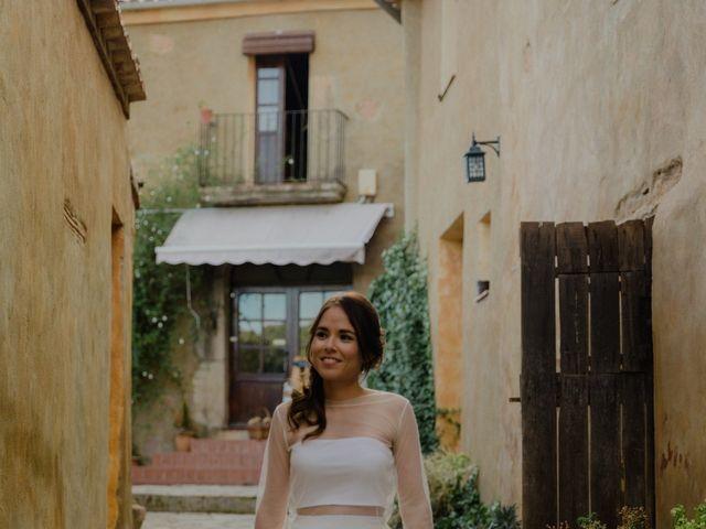 La boda de Xavi y Júlia en Maians, Barcelona 80