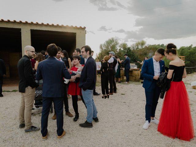 La boda de Xavi y Júlia en Maians, Barcelona 100