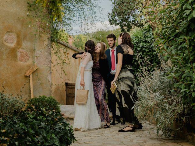 La boda de Xavi y Júlia en Maians, Barcelona 102