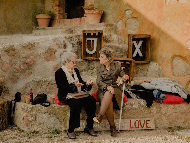 La boda de Xavi y Júlia en Maians, Barcelona 103