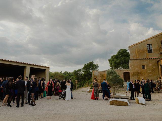 La boda de Xavi y Júlia en Maians, Barcelona 104
