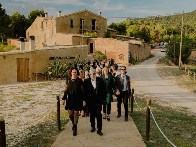 La boda de Xavi y Júlia en Maians, Barcelona 110