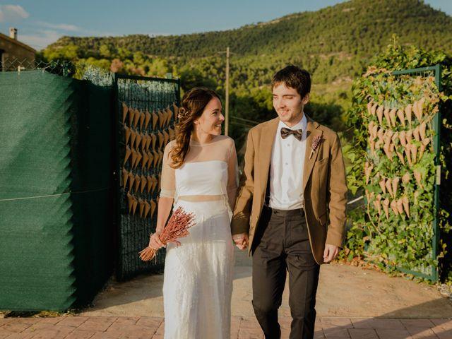 La boda de Xavi y Júlia en Maians, Barcelona 111