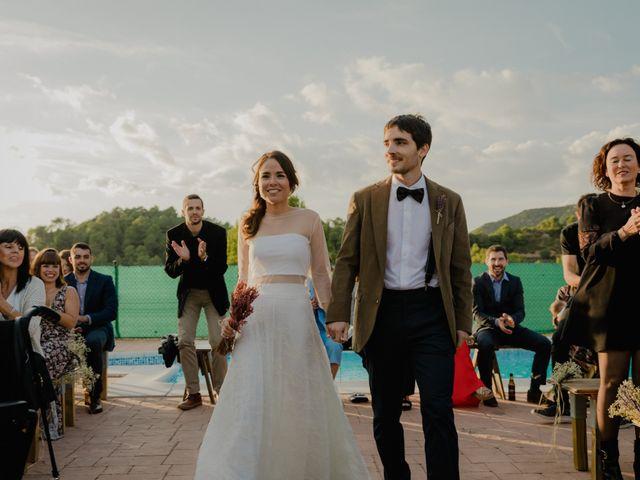 La boda de Xavi y Júlia en Maians, Barcelona 112
