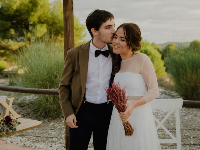 La boda de Xavi y Júlia en Maians, Barcelona 113