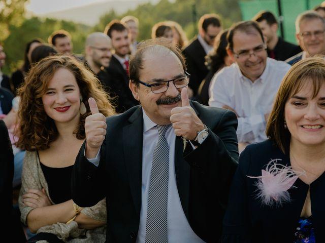 La boda de Xavi y Júlia en Maians, Barcelona 115