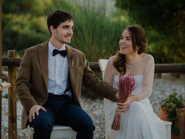 La boda de Xavi y Júlia en Maians, Barcelona 122
