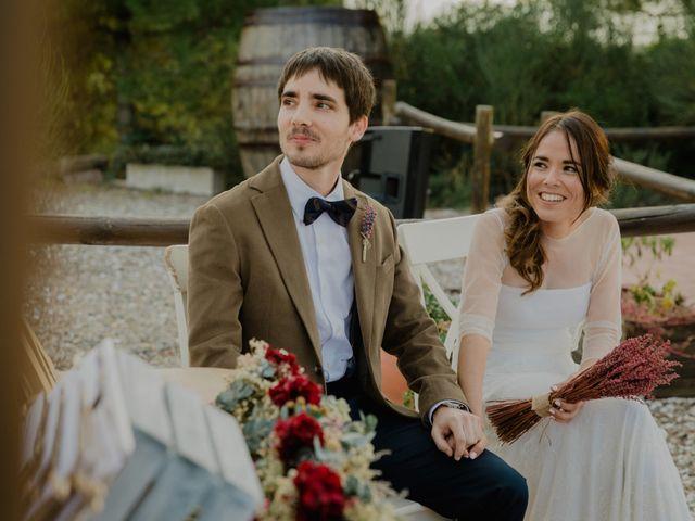 La boda de Xavi y Júlia en Maians, Barcelona 126