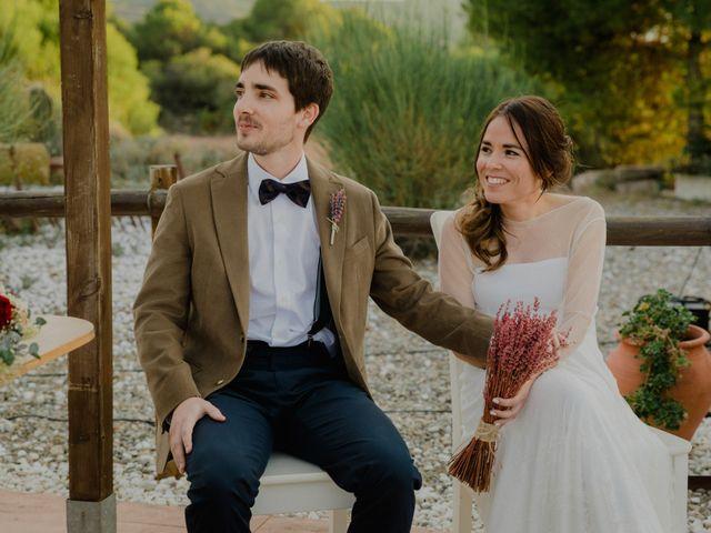 La boda de Xavi y Júlia en Maians, Barcelona 131