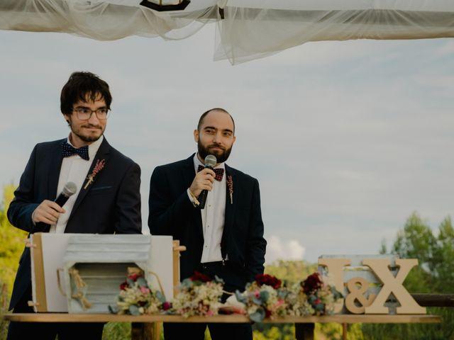 La boda de Xavi y Júlia en Maians, Barcelona 135
