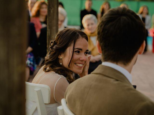 La boda de Xavi y Júlia en Maians, Barcelona 140