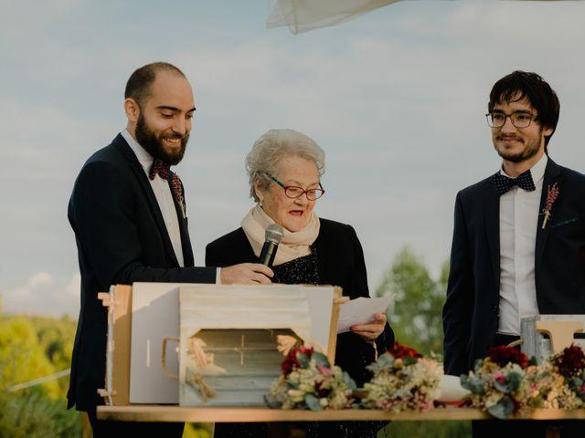La boda de Xavi y Júlia en Maians, Barcelona 143