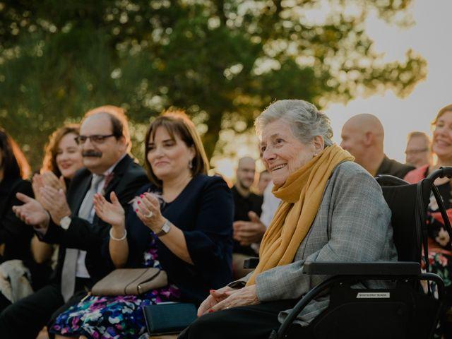 La boda de Xavi y Júlia en Maians, Barcelona 144