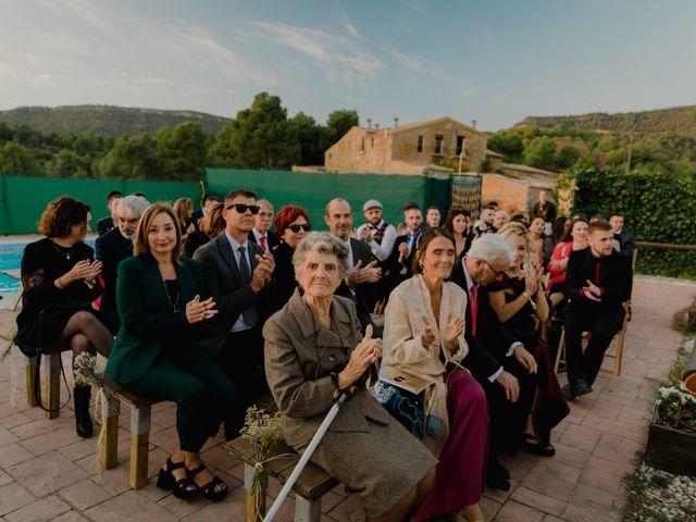 La boda de Xavi y Júlia en Maians, Barcelona 153