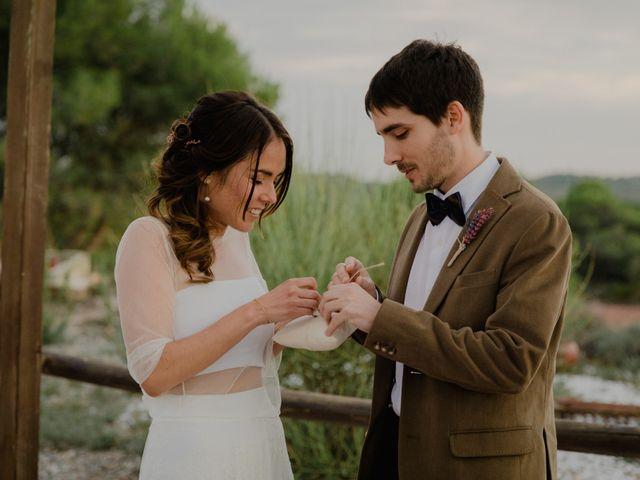La boda de Xavi y Júlia en Maians, Barcelona 157