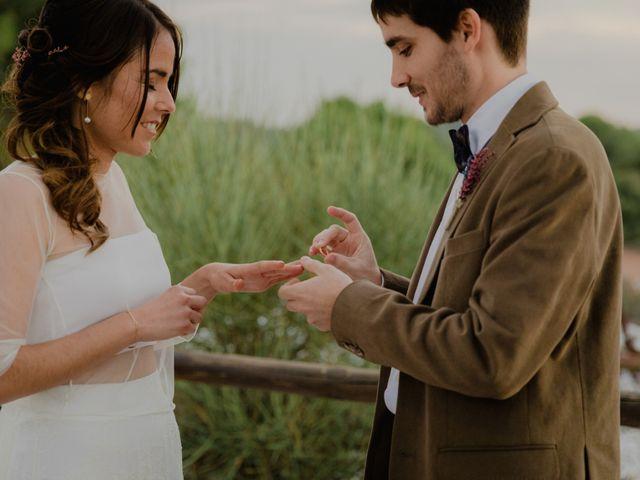 La boda de Xavi y Júlia en Maians, Barcelona 158