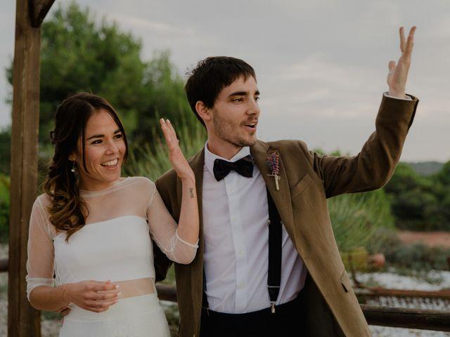 La boda de Xavi y Júlia en Maians, Barcelona 160