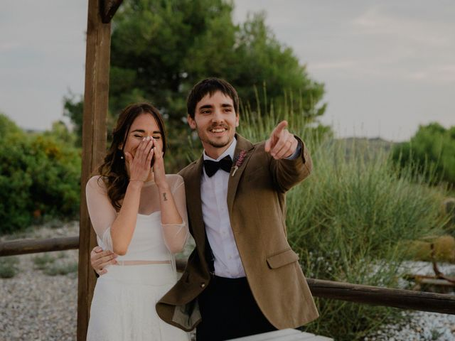 La boda de Xavi y Júlia en Maians, Barcelona 162