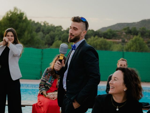 La boda de Xavi y Júlia en Maians, Barcelona 163