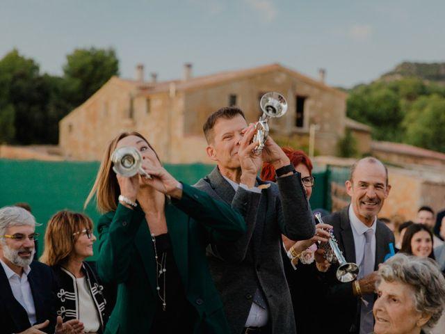 La boda de Xavi y Júlia en Maians, Barcelona 166