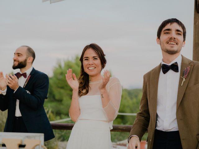 La boda de Xavi y Júlia en Maians, Barcelona 168