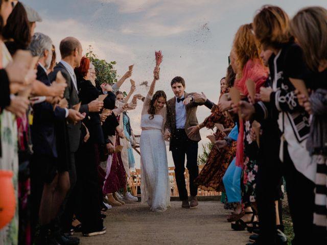 La boda de Xavi y Júlia en Maians, Barcelona 170