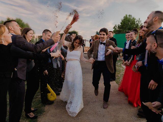 La boda de Xavi y Júlia en Maians, Barcelona 171
