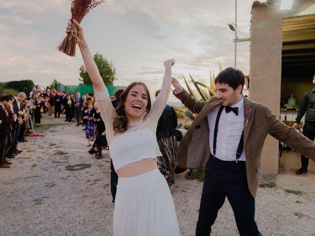 La boda de Xavi y Júlia en Maians, Barcelona 174