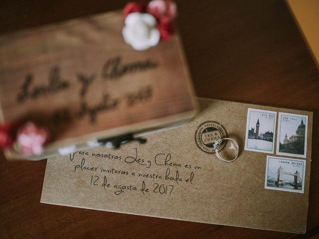 La boda de Les y Chema en Laias, Orense 5