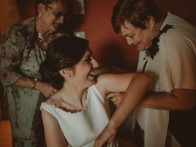 La boda de Les y Chema en Laias, Orense 8