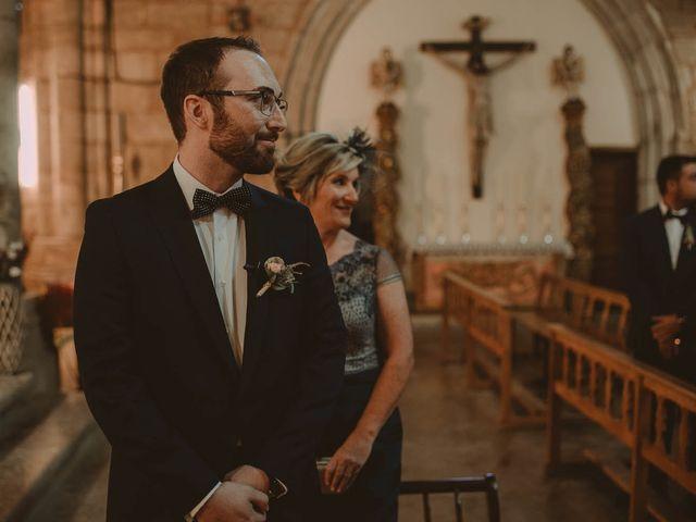 La boda de Les y Chema en Laias, Orense 10