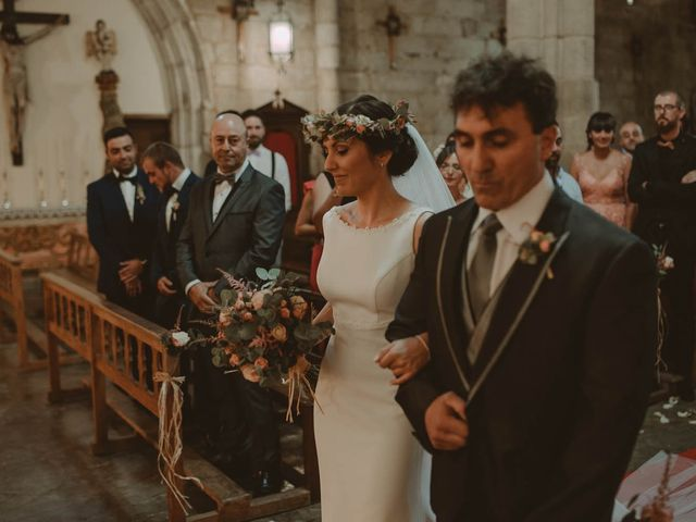 La boda de Les y Chema en Laias, Orense 11