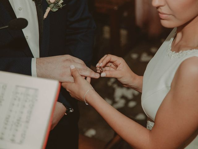 La boda de Les y Chema en Laias, Orense 12