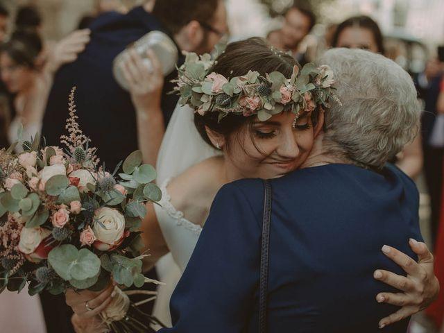 La boda de Les y Chema en Laias, Orense 15