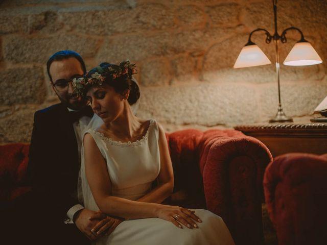 La boda de Les y Chema en Laias, Orense 16