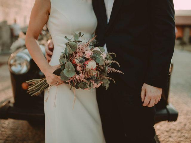 La boda de Les y Chema en Laias, Orense 20